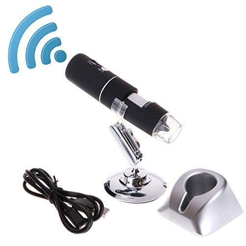 1080P WIFI Digital 1000x Mikroskop-Vergrößerungsglas-Kamera Für Android Ios IPhone IPad
