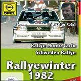 Rallye WM 82 Monte & Schweden *Opel mit W. Röhrl *