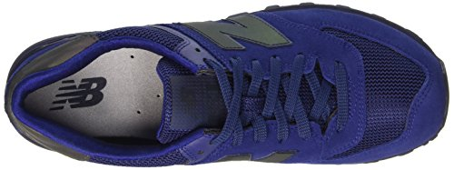 New Balance 574, Baskets Basses Homme Blau