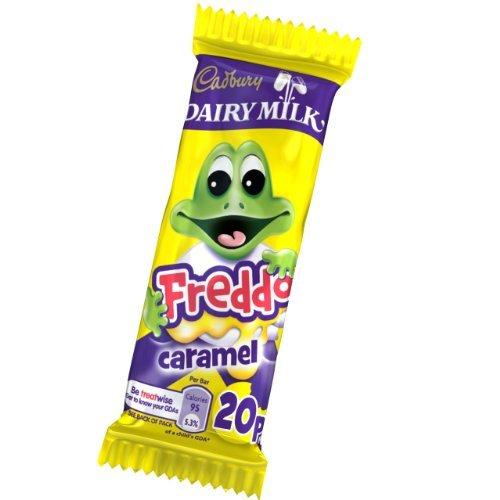 Cadbury Freddo Caramel Bar (Box of 60)