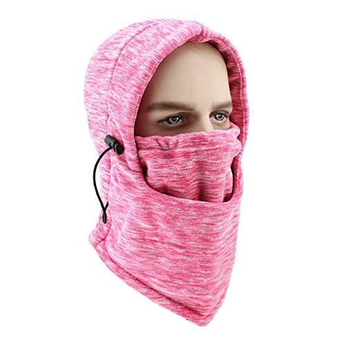 XIAXIACP Windproof Hat, Multifunktionale Cationic Kapuzenhut Maskierte Kappe Outdoor für Männer und Frauen Wasser-Riding Multifunktionshut,3