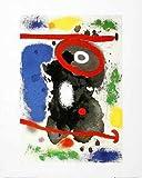 Joan Miro Poster Kunstdruck Tete J