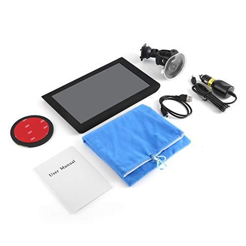 Pare-Soleil et Pare-Brise de Voiture Hengda Kit Mains Libres Bluetooth V4.2 pour appels Mains Libres GPS et Musique