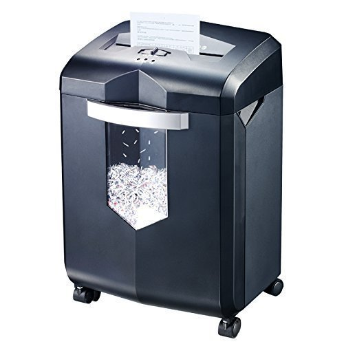 Bonsaii 18-Sheet Paper Shredder,...