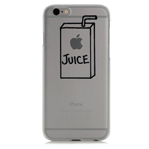 Arktis Hülle Schutzhülle Handyhülle HardCase für iPhone 5 5s SE Logo Case - Apple Juice