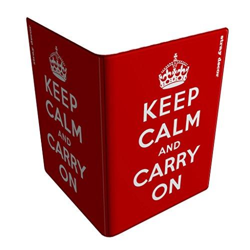 stray-decor-keep-calm-and-carry-on-porta-passaporto-documenti-di-viaggio-portafoglio