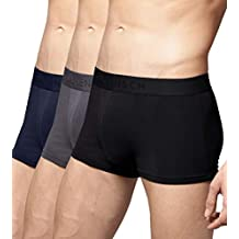 DAMENSCH Men's Micro Modal Trunk (Pack of 3) (100% Refund Guarantee if NOT satisfied)