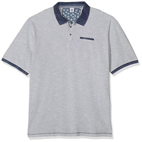 LERROS Große Größen Herren Poloshirt Lerros Polo Größen Grau (pale Grey 223)