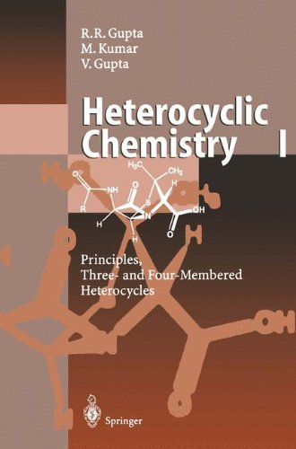 heterocyclic-chemistry-volume-1-principles-three-and-four-membered-heterocycles-with-98-figures-and-34-tables