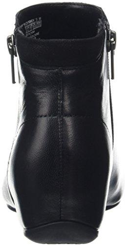 Rockport Total Motion Esha Emese Zip, Bottes Classiques femme Noir (Black)