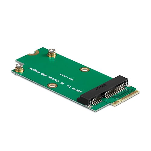 adaptare 46226 Adapter mSATA-SSD in Lenovo ThinkPad X1 Carbon (Carbon X1 Ssd)