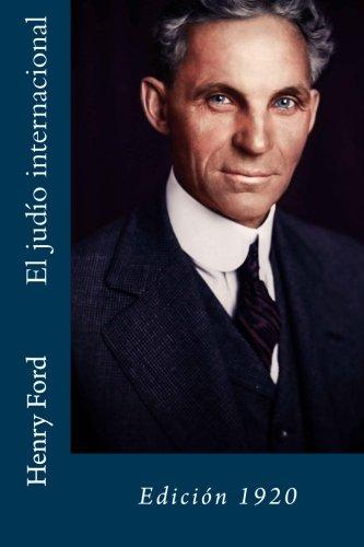 Descargar Libro El judío internacional: Edición 1920 de Henry Ford