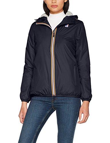 online store 4c184 12984 Prezzo k way giacca impermeabile