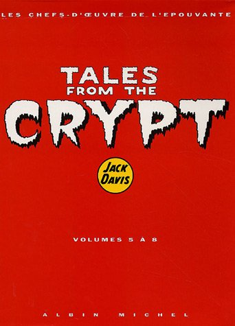 Coffret Tales from the Crypt, tomes 5, 6, 7 et 8