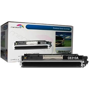 Cartouche Toner Compatible pour HP ColorLaserJet PRO CP 1025 CP1025 NW M175A HP 126A (CE310 A , CE 310A) Laserjet PRO 100 Color MFP M 175 NW , MFP M175