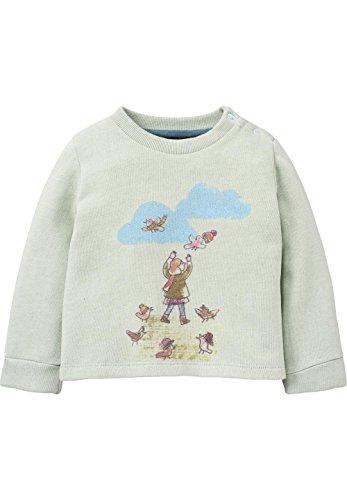 Oilily Sweatshirt Hermanita grün für Mädchen YF17GHJ003