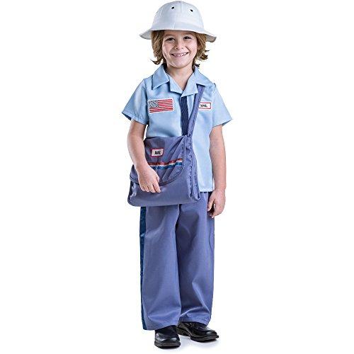 Dress Up America Mail Carrier Kostüm Set für Jungen - Kleinkind-schnee-hose