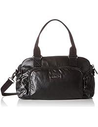 Kipling Women's Handbag - ALECTO Metallic Blck F