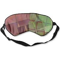 Sleep Eye Mask Color Squares Lightweight Soft Blindfold Adjustable Head Strap Eyeshade Travel Eyepatch E5 preisvergleich bei billige-tabletten.eu