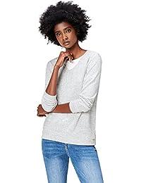 FIND Pullover Donna Bicolore