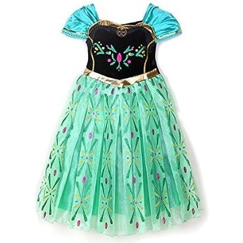 CoolChange disfrace de la coronación de Anna de Frozen