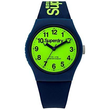 SUPERDRY Unisex-Armbanduhr SYG164UN