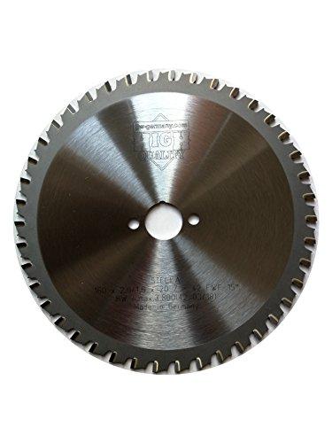jjw-Germany HM - Lama per sega circolare Stella 160 X 20 Z = 42 FWF per acciaio, ferro angolare, acciaio da costruzione, 1 pezzo, 4250980691125