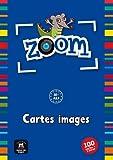 Les cartes images de Zoom : A1, A2. Avec 100 cartes images