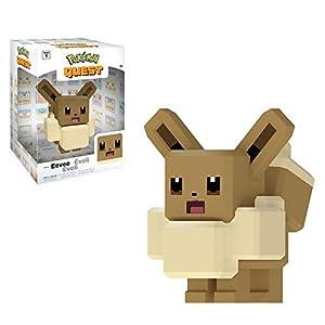 BANDAI Pokémon WT97704 Pokémon Quest - Figura de Vinilo Coleccionable