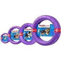 Puller 6490 Spielringe, Ein Interaktives Spielzeug für Hunde, größen, 2 Stück