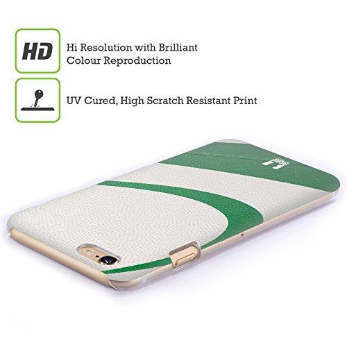 Head Case Designs Hardcover-Schutzhülle für Apple iPhone 5 / 5S, Motiv Volleyball Rugby