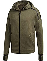 b8ef344095 adidas Z.n.e. Hoodie Feat. Fast Release Zipper Hooded Track Top, Homme