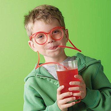 Novit�� design morbido Paglia bicchieri