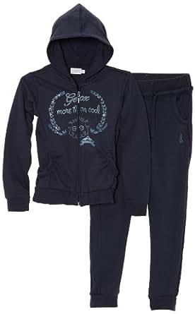 Geox - survêtement - fille - marine (bleu marine) - 4 y