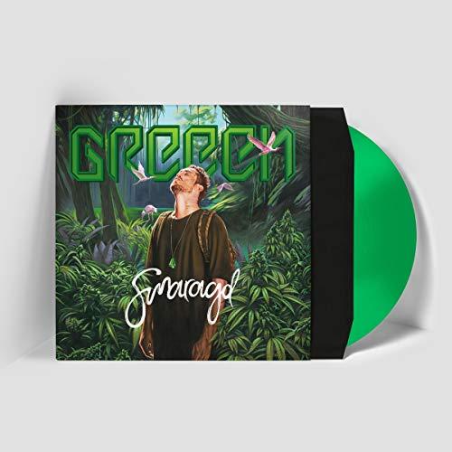Preisvergleich Produktbild Smaragd LP+CD [Vinyl LP]