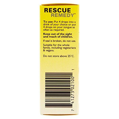 Zoom IMG-3 rescue remedy 10ml