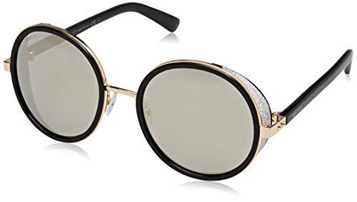 Jimmy Choo Damen ANDIE/S M3 J7Q Sonnenbrille, Gold (Rosegold Blk Silver Grey Speckled), 54