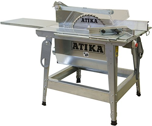 ATIKA BTU 450 230V Baukreissäge Tischkreissäge Kreissäge zusammengebaut **NEU**