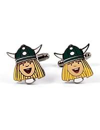 Gemelolandia - Gemelos vicky el vikingo , color varios colores
