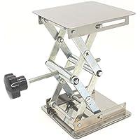 "Ascensor cuadros 4x 4""Micro de acero Stailess Lift cuadros plataformas mecanismo de tijeras lab-lifting"