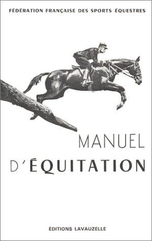 Manuel d'quitation