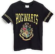 HARRY POTTER Niños Camiseta De Manga Corta