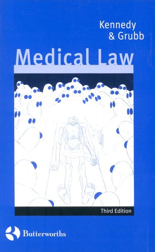 Medical Law: Text and Materials