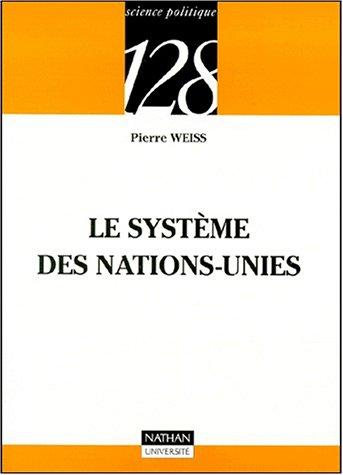 Le système des Nations unies
