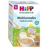 HiPP Biológico - Papilla Multicereales HiPP 400 gr 6m+