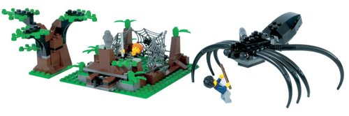 Click for larger image of LEGO Harry Potter 4727 - Aragog In The Forbidden Forest