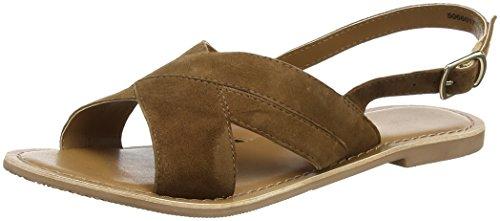 new-look-womens-hold-cross-strap-sling-open-toe-sandals-brown-tan-6-uk-39-eu