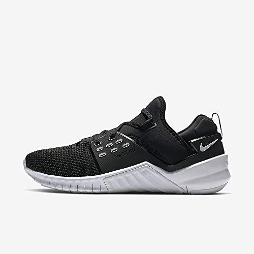 Nike Herren Free X Metcon 2 Fitnessschuhe, Schwarz (Black/White 004), 39 EU
