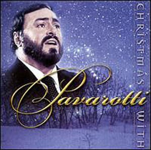 Christmas With Pavarotti [Import allemand]