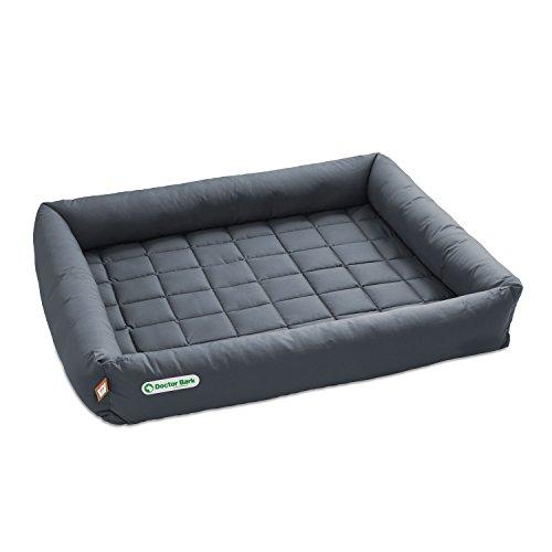 doctor bark panier pour chien gris taille xxl mod le 101601 200. Black Bedroom Furniture Sets. Home Design Ideas